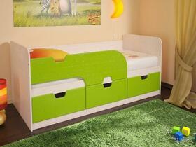Детская кровать Минима Лайм
