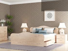Кровать Каролина СВ-Стиль