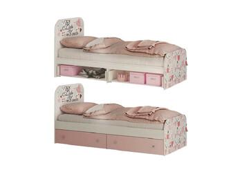 Кровать Малибу КР-10 1892х900х840