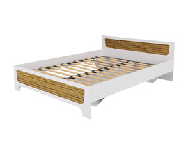 Кровать Милана с основанием