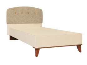 Кровать с основанием Юниор Ю 1.0.5