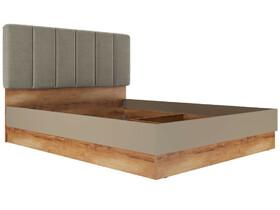 Кровать с подъемным механизмом 1600 Рамона Р 1.0.5 Дуб кельтский/Капучино