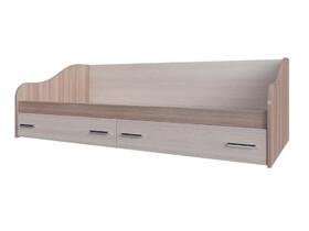 Кровать с ящиками Город 650х952х2032 мм