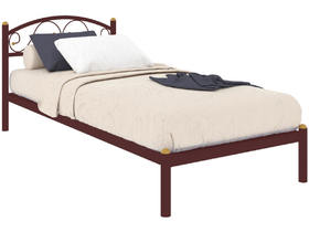 Кровать Вероника Мини коричневая