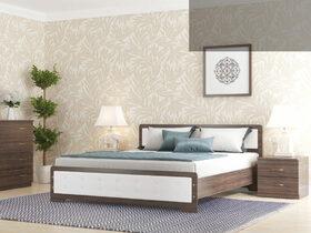 Кровать Золушка с мягкой спинкой