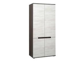 Шкаф 2-х дверный для одежды Александра 26