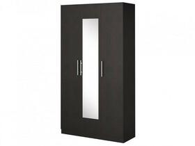 Шкаф 3-х дверный с зеркалом Оливия Дуб Феррара/Ясень глянец СТЛ.109.03 1200х455х2240