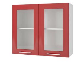 Шкаф-витрина 80 Люкс 800х700х300